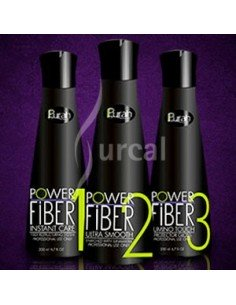 POWER FIBER Lunamatrix (KIT 3 PASOS) PURAH BEAUTY