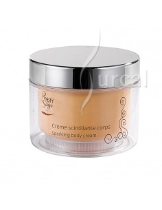 Crema centelleante corporal PEGGY SAGE, 200 ml