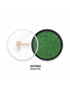 GLITTER HRP CREMA FINO VERDE GCF603