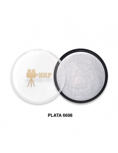CREMA COLOR HRP 6698 PLATA