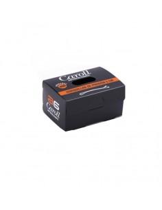 CLIPS CAROLL NEGROS caja 400 clips