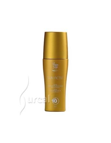 SOLAR PEGGY SAGE 406230 Spray Sublimador ACeite SPF10, 150ml